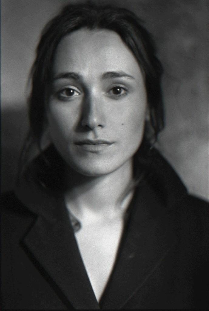 Donata Wenders »Arijana Antunovic« Berlin 2008  Gelatin silver print Photograph: 60 x 40 cm / 23.6 x 15.7 in. [H x W] Sheet size: 76 x 54 cm / 29.9 x 21.3 in. [H x W]