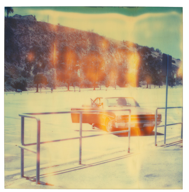 Stefanie Schneider, 'Dodgers Stadium', 1999, Photography, Digital C-Print, based on a SX-70 Polaroid, Instantdreams