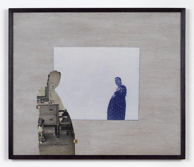 , 'Mirroring Series 3, No. 5,' 1984, Anthony Reynolds Gallery