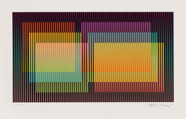, 'Color Aditivo Ignacio 1,' 2016, Marion Gallery