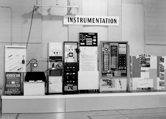 , 'Tennis for Two Electronic Game,' 1958, New York Historical Society