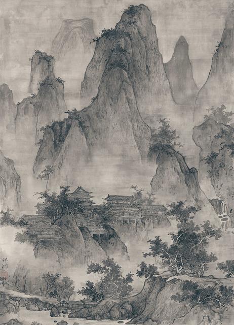 , 'Pingshan Pavilion,' 2014, Alisan Fine Arts