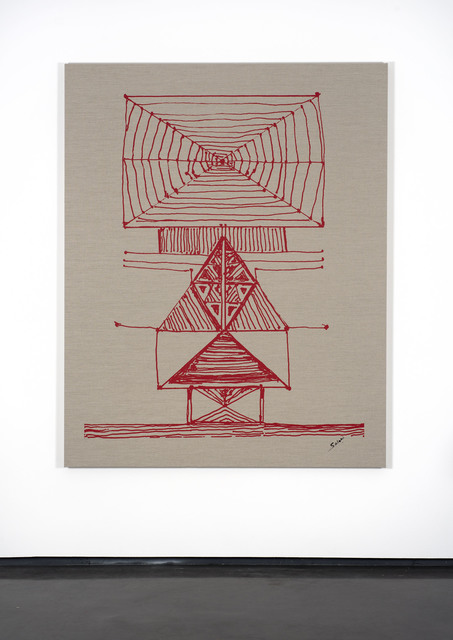 Ibrahim El-Salahi, 'Pain Relief', 2019, Vigo Gallery