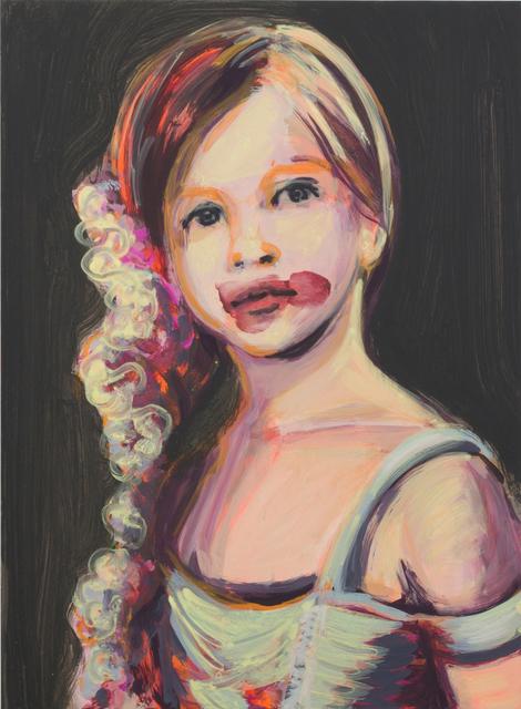 , 'Makeup (Red Lipstick),' 2016, Bugada & Cargnel