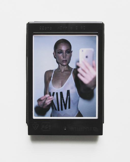 , 'Untitled Self Portrait as Kim No. 2,' 2017, Garis & Hahn