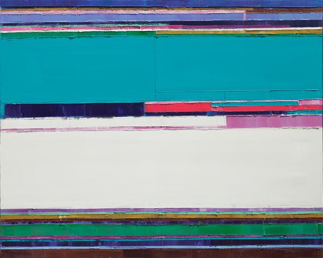 , 'Reconfiguration 3,' 2017, Slate Contemporary