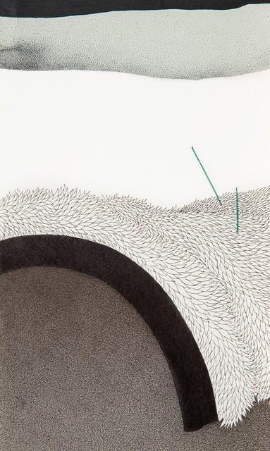 , 'Sur un fil,' 2014, Galerie Maria Lund