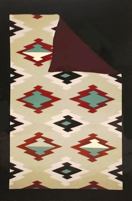 Jim Jacobs, 'Folded Navajo Rug', 1978, RoGallery