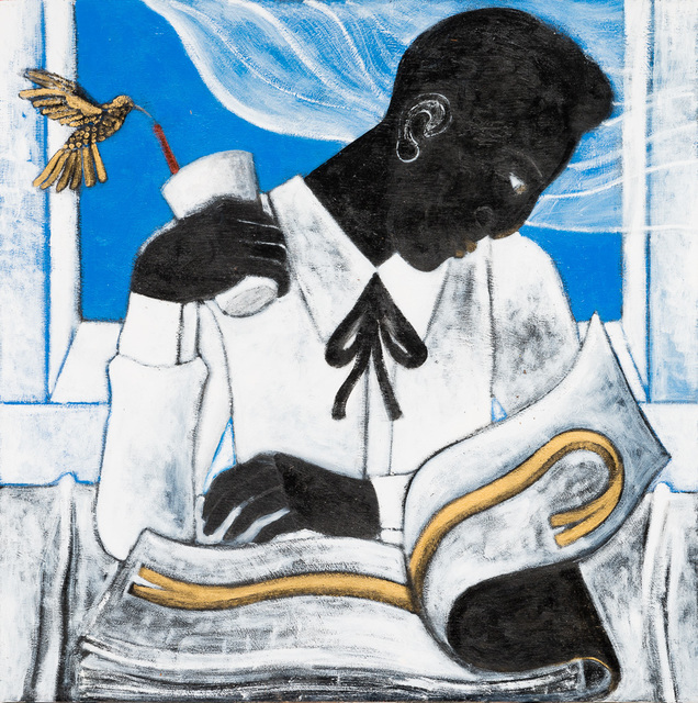 , 'Soft Power ,' 2017, Ed Cross Fine Art