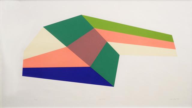 Paul Reed, 'Zig-Field', 1970, Hemphill Fine Arts