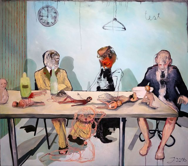 , 'Test II,' 2017, Galeria Contrast