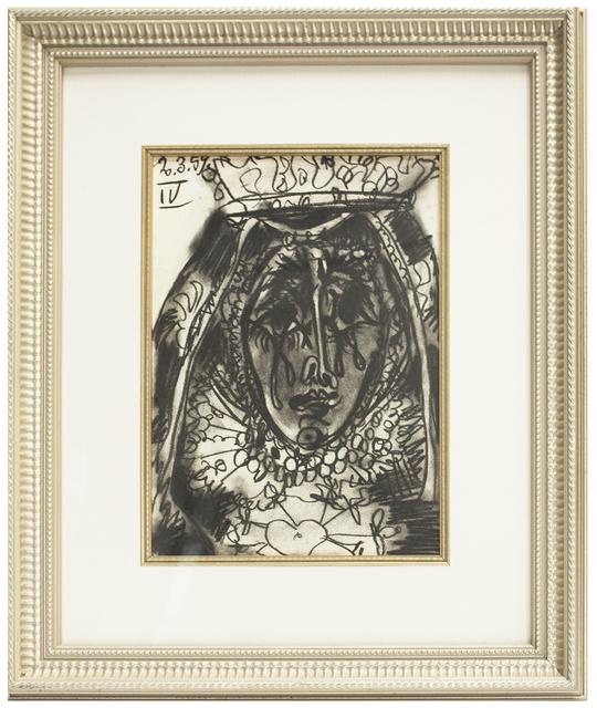 Pablo Picasso, 'La Dolorosa', 1962, ArtWise
