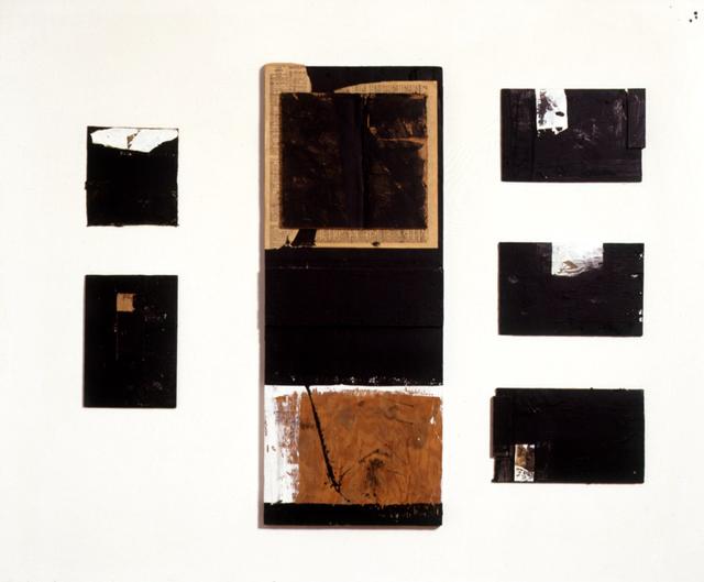 , 'Pintores,' 1988, Galería Jenny Vilà