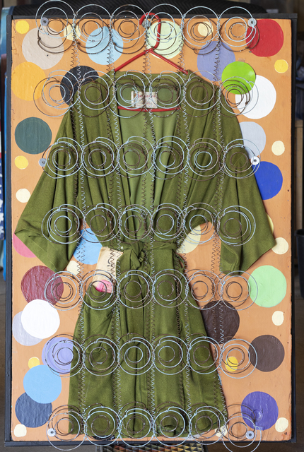 Tyree Guyton, 'Tighten Up', 2007, MARTOS GALLERY