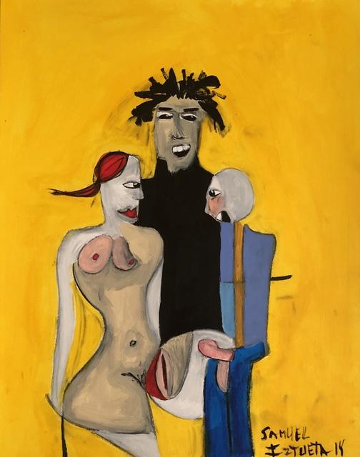 Samuel Iztueta, 'Three of Us', 2014, Imlay Gallery