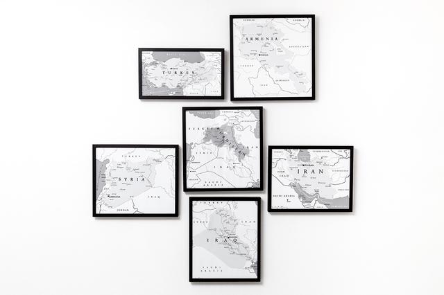 Monica Biancardi, 'Punti di Vista - Finis Terrae', 2019, Shazar Gallery