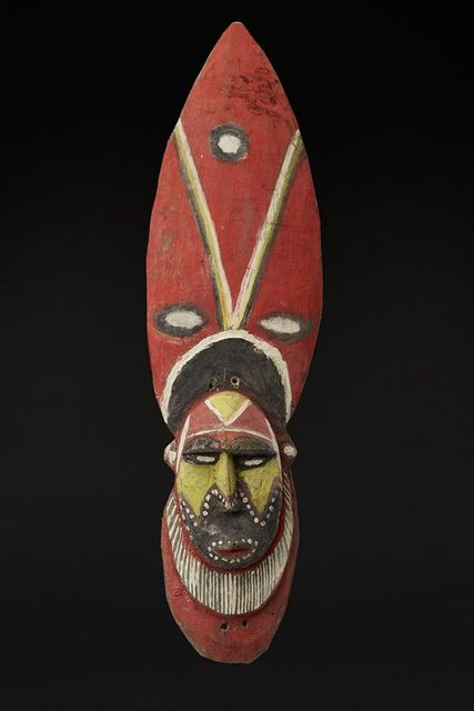 , 'Yam Mask, Abelam people, Wosera subgroup East Sepik Province, PNG,' Early 20th C., Cavin Morris Gallery