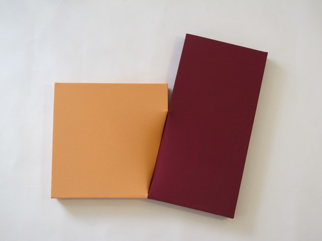 , 'orange and dark red,' 2016, Arario Gallery