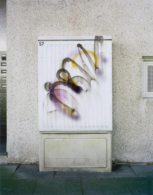 , 'KVz 82 z (Var 1) ,' 2016, Annely Juda Fine Art