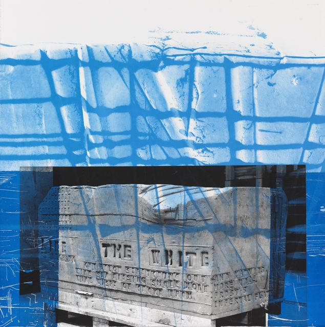 , 'Texture x,' 2016, Paul Stolper Gallery