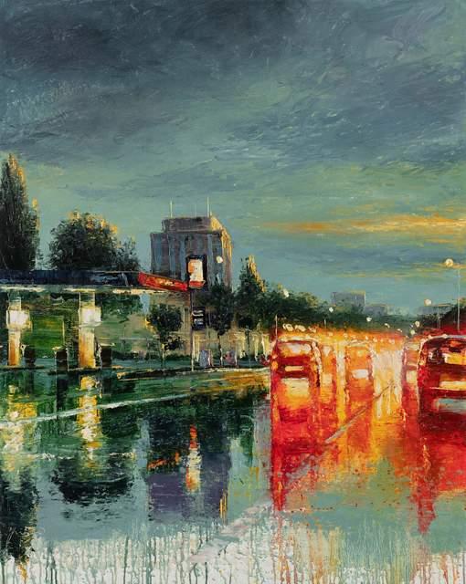 , 'Street Light,' 2019, Art Preview