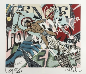 FAILE, 'Tender Forever,' 2008, Forum Auctions: Editions and Works on Paper (March 2017)