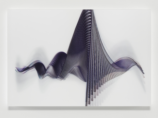 , 'Wirewave #1,' 2012, Sandra Gering Inc