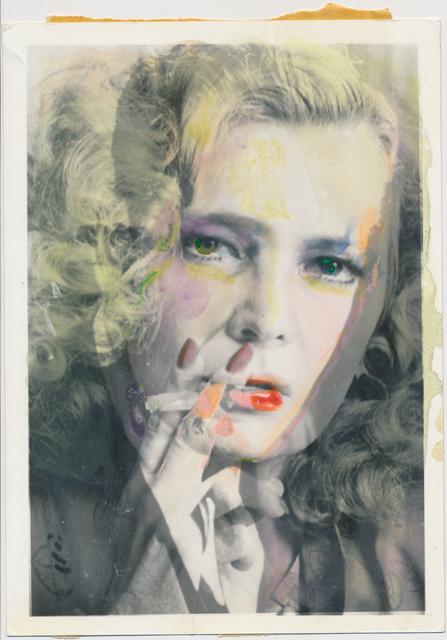 Lynn Hershman Leeson, 'Bogart/Rowlands', 1982, Anglim Gilbert Gallery