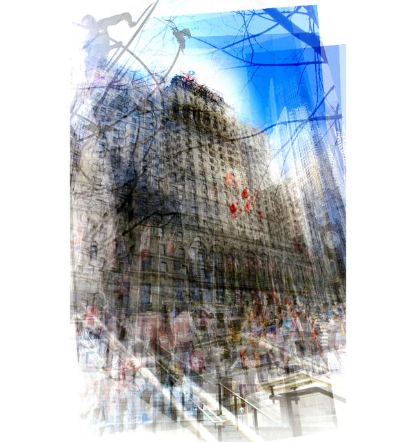 Chris Albert, 'royal york hotel', 2016, Petroff Gallery