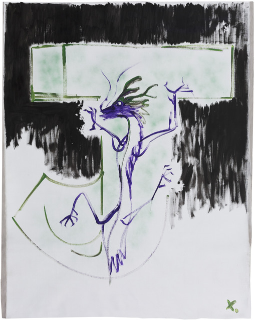 , 'JJ Dragon,' 2016, Boers-Li Gallery