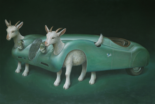 , 'Capricorn,' 2015, Gallery Imazoo