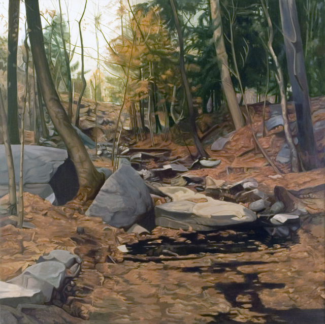 , 'The Stream,' 1975, Walter Wickiser Gallery