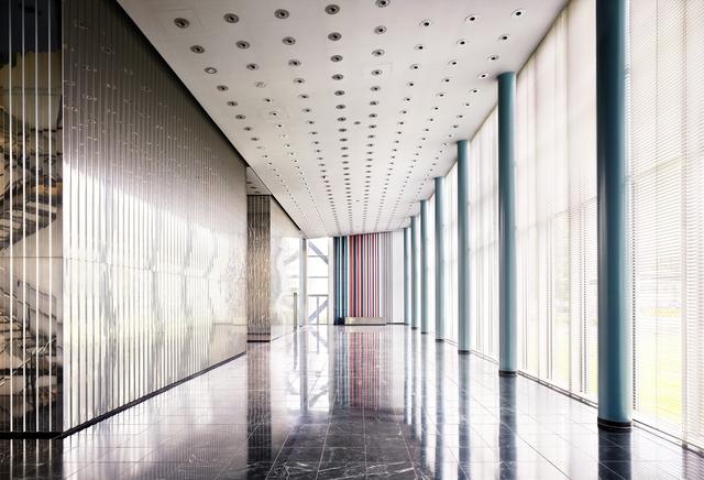 Candida Höfer, 'Dreischeibenhaus Düsseldorf IV 2011', 2011, Dirimart