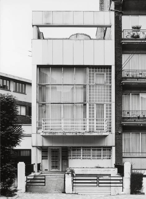 , 'Bruxelles (Maison de Verre),' 1997, Thomas Fischer
