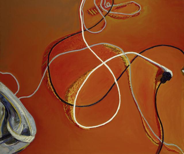 , 'Schnüre quer,' 1979, Beck & Eggeling