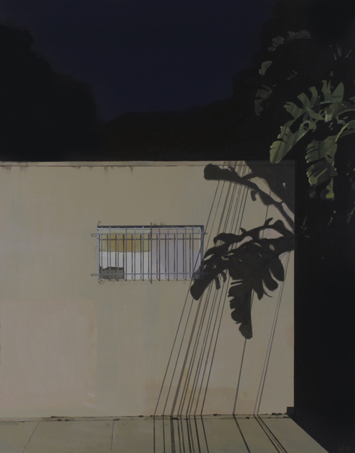 Holly Elander, 'Between the Bars', 2019, Painting, Acrylic on panel, LAUNCH LA