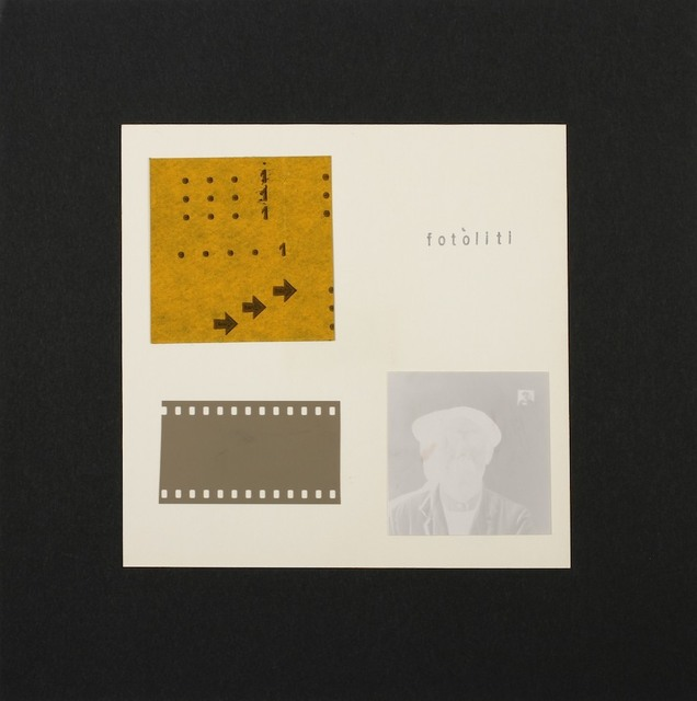 , 'Fotografia totale,' 1977, Kate Vass Galerie