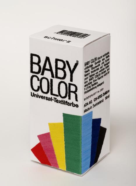 , 'Baby Color,' 2016, Lange + Pult