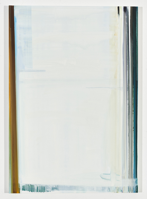 , 'Untitled (White),' 2017, Cecilia de Torres Ltd.