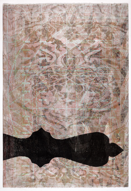 , 'Black Shape,' ca. 2018, Callan Contemporary