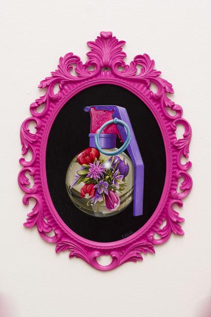 , 'Grenade #1,' 2013, Spoke Art