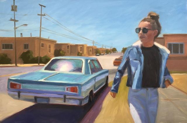 , 'Before the Fury,' 2018, STUDIO Gallery