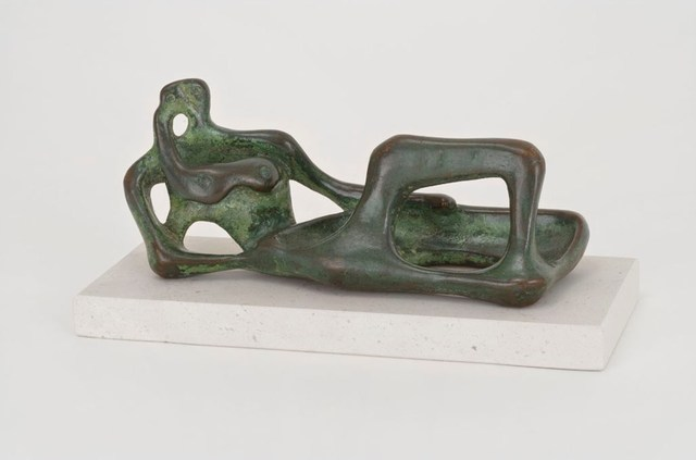 , 'Reclining Figure,' 1945, Gagosian