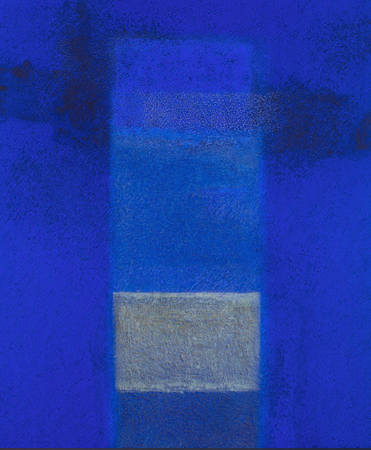 , 'IN BLUE Jul '16,' 2016, Whitestone Gallery