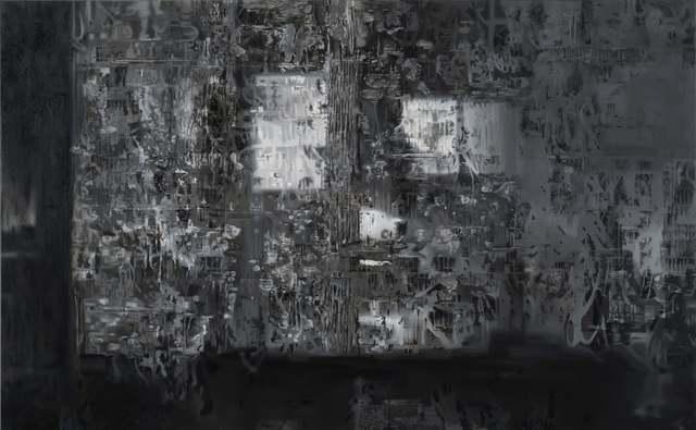 , 'Monochrome XXIV,' 2015, Stux Gallery