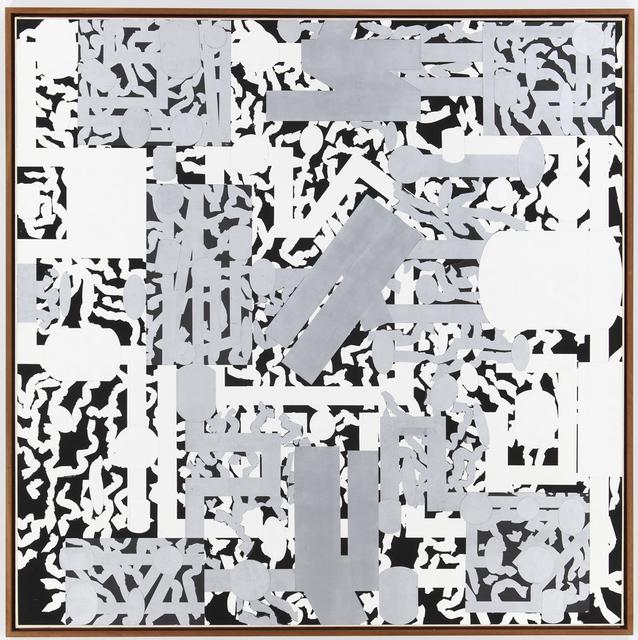 , '...Like a Rollercoaster...Klein,' 1987, David Nolan Gallery