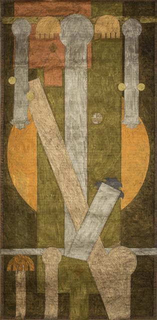 , 'Untitled (Dark Green),' 1959-1963, Meem Gallery
