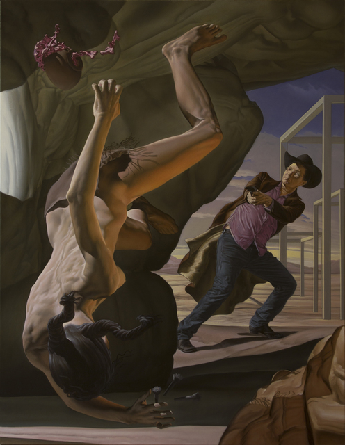 , 'Clash of civilizations,' 2018, Gallery Poulsen