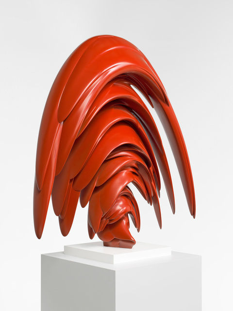 Tony Cragg, 'Spring', 2016, Sculpture, Bronze, unique version from a maximum of six casts in different finish/color, Buchmann Galerie