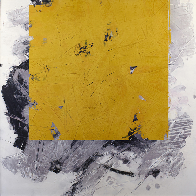 , 'Yellow #17,' 2015, Oeno Gallery